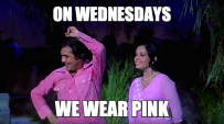 bollywood pink rajesh khanna mumtaz meme Bollywood