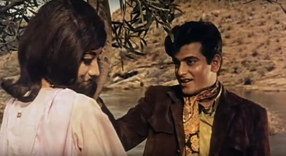 Farz 1967 hum to tere aashiq hain Babita Jeetendra