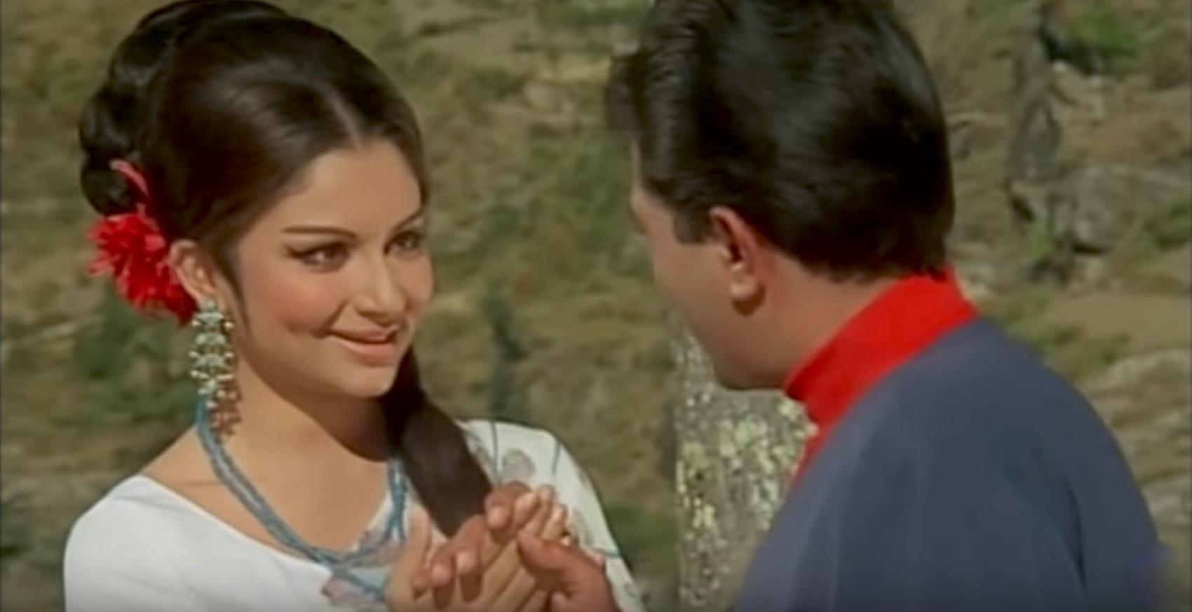 Sharmila Tagore Aradhana kora kagaz