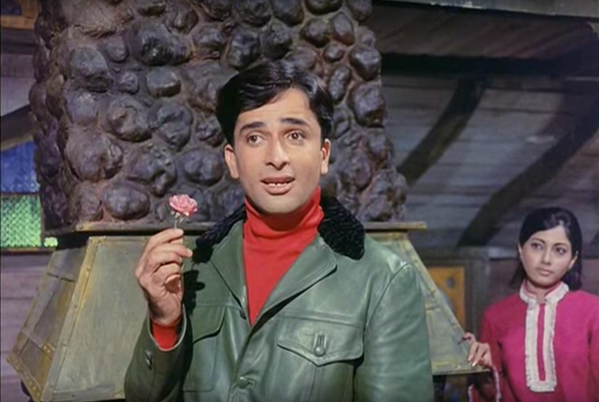 Handsome Shashi Kapoor Sharmilee red turtleneck.png
