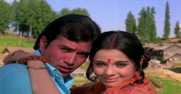 Stoned Rajesh Khanna and Mumtaz Jai Jai Shiv Shankar.png