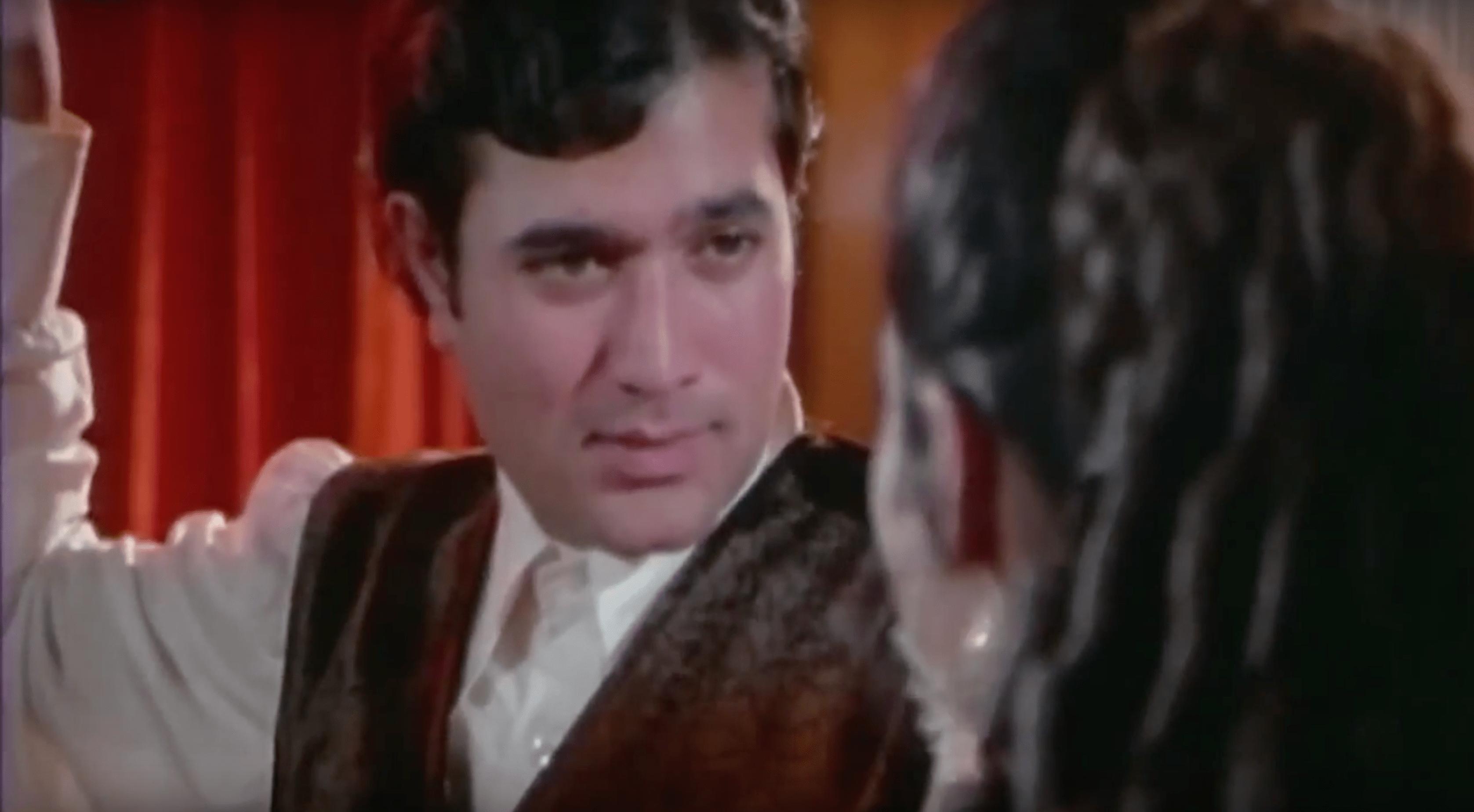 Rajesh Khanna Tanuja o mere dil ke chain.png