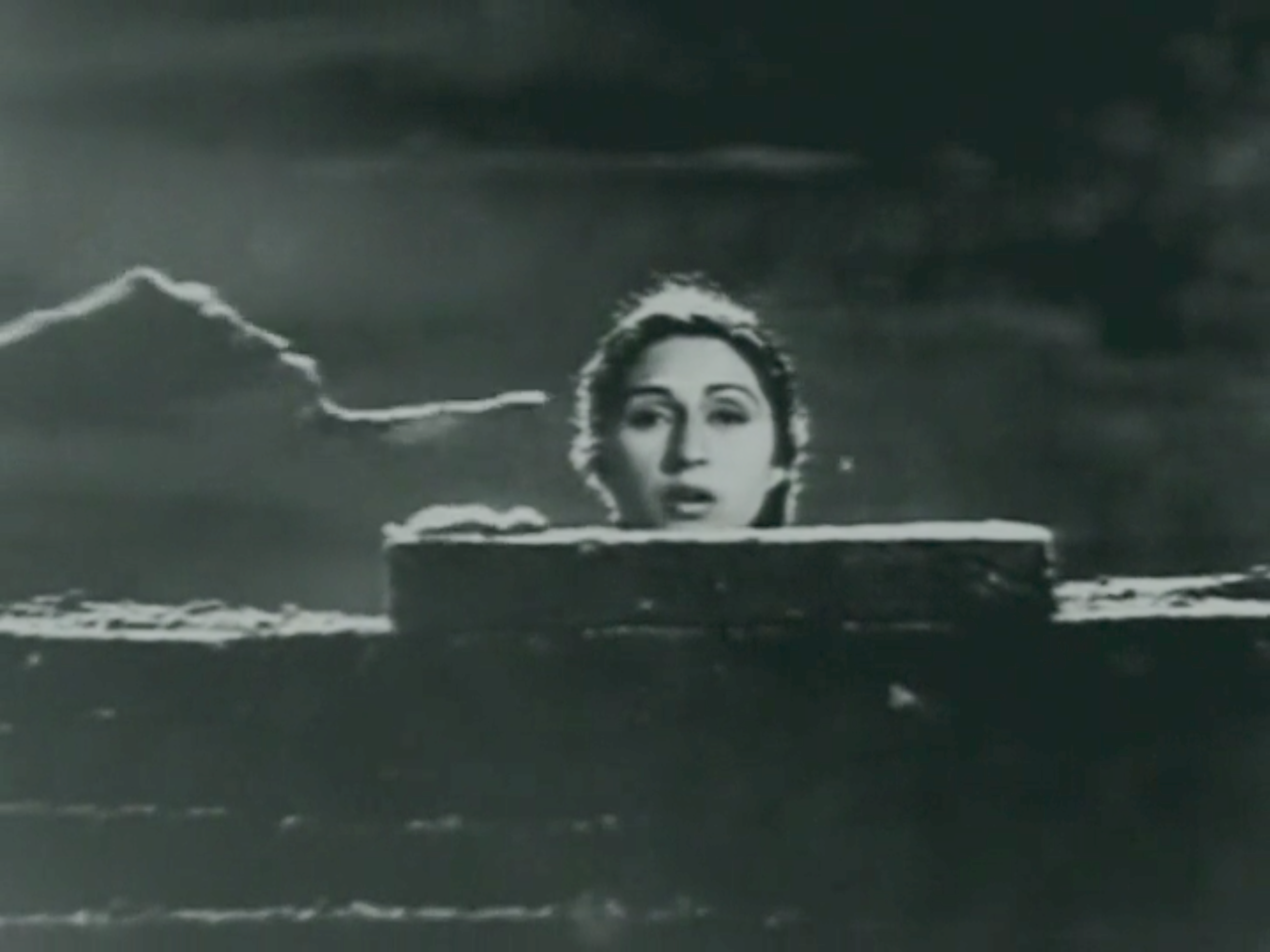 Bina Rai as Anarkali entombed alive