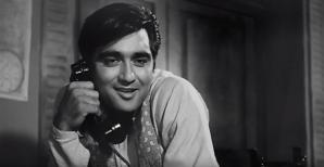 Sunil Dutt telephone jalte hai jiske liye