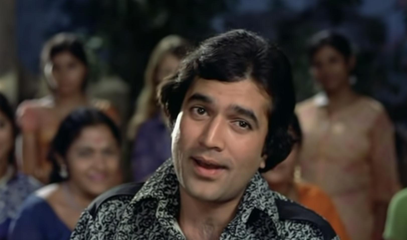 Rajesh Khanna Ajnabee 1974