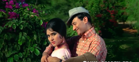 Aasman Ke Neeche Dev Anand Jewel Thief